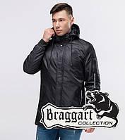 Braggart Youth | Парка демисезонная 20595 черный
