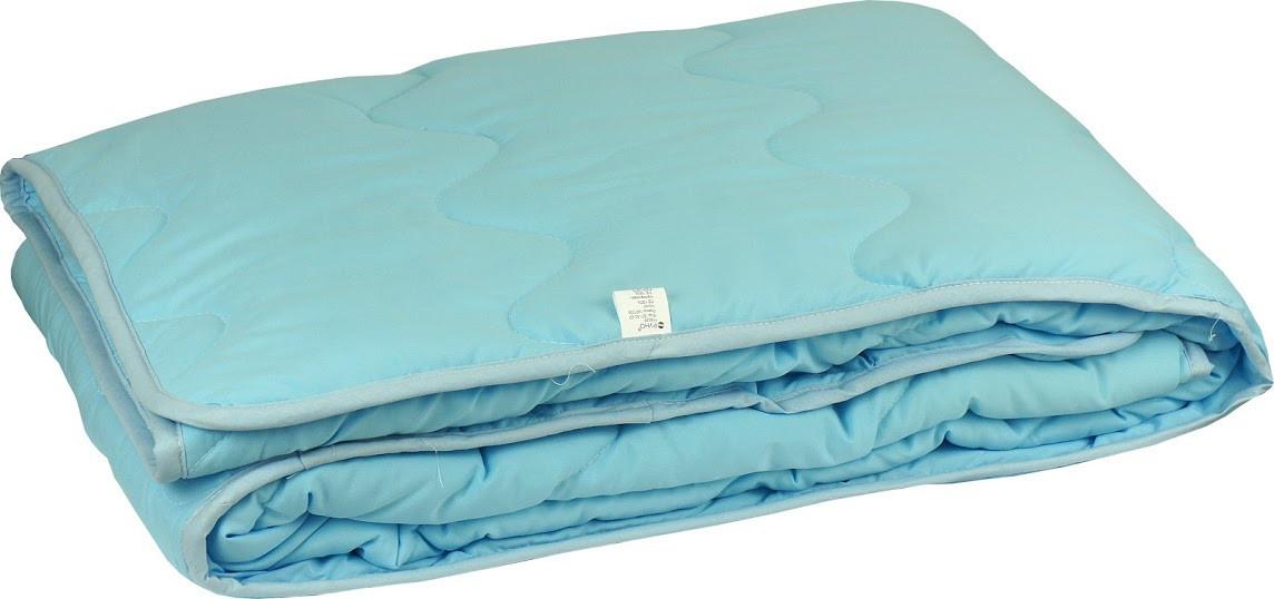 """Одеяло силиконовое демисезонное 200х220 ТМ """"Руно"""" в чехле микрофайбер"""