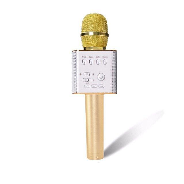 Bluetooth караоке микрофон Q9