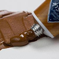 Краска масляная МАСТЕР-КЛАСС охра темная Котайк, 46мл ЗХК
