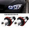 Лампочки ангельські глазки BMW X5 E39 E53 E60 E63 E64 (комплект 2шт)
