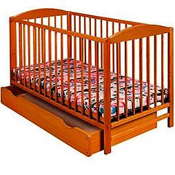 Распродажа! Кроватка-люлька АГУ Радик 2 (тик)