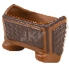 Форма для шоколада 3D — 200079 Колыбель 75 мм
