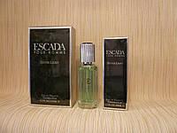 Escada - Escada Pour Homme Silver Light (1997) - Туалетная вода 125 мл - Редкий аромат, снят с производства