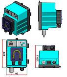 Дозирующая станция Microdos MP1SP–pH (1 л/ч), фото 7
