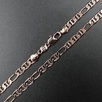 """Цепочка """"Рузбех"""" Xuping Jewelry (позолота). L-45 см d-0.4 см"""