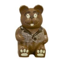 Форма для шоколада 3D — 300020 Мишка в жилетки 160 мм, фото 1