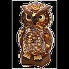Форма для шоколада 3D — 300030 Филин 195 мм