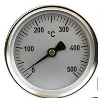 Термометр 0- 500° для печей
