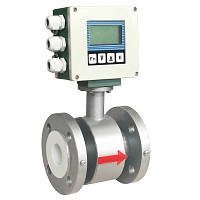 Электромагнитный счетчик-расходомер пищевых жидкостей Ду 10-3000, фото 1