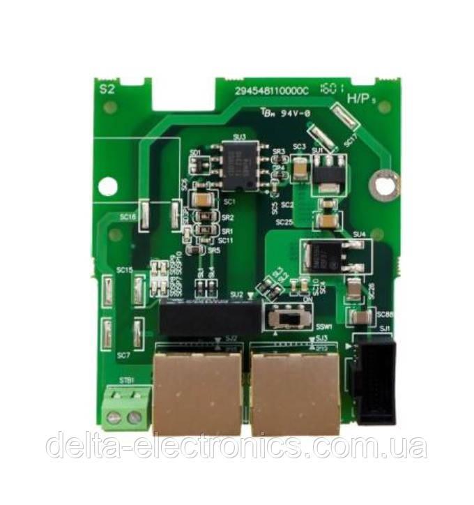 Опциональная плата связи CMM-COP01 CANopen для преобразователей частоты серии MS300