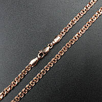 "Цепочка ""Ramay"" Xuping Jewelry (позолота). L-50 см d-0.3 см"