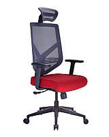 Tender Form TF-15Z fabric комфортное офисное кресло с ультра тонким дизайном от GTCHAIR, черное