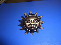 Ручка мебельная солнце бронза  , фото 1