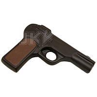 Форма для шоколада 3D — 400073 Пистолет 115 мм, фото 1