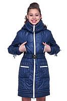 Модный детский плащ для девочки с карманами от производителя