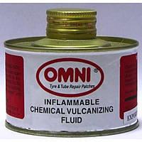 Вулканизационная рідина з пензликом №760 - 200мл. OMNI, фото 1