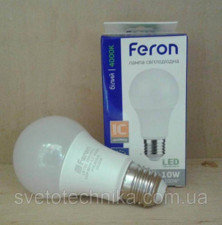 Светодиодная лампа  Feron LB705 E27 15W 4000К (белый нейтральный)