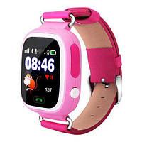 Детские смарт-часы Smart Watch Q90, смарт часы с GPS трекером и телефоном