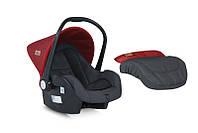Автокресло детское Bertoni Lifesaver Black&Red