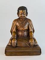 Статуя. Бронза. Лама Марпа (20х15х10 см) Оксид