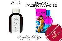 Женские наливные духи Pacific Paradise Escada 125 мл, фото 1