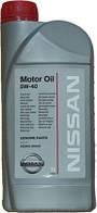 Купить оригинальное синтетическое моторное масло Ниссан