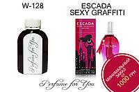 Женские наливные духи Эскада Sexy Graffiti Эскада  125 мл, фото 1