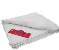 Полуторное демисезонное одеяло с холлофайбером White collection Теп