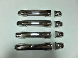 Накладки на ручки (4 шт., нерж.) Hyundai I-20 2012-2014 гг.