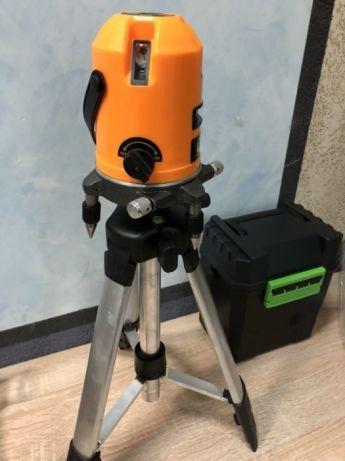 Лазерный уровень нивелир LEX LXNL01 (планировщик)+ штатив .
