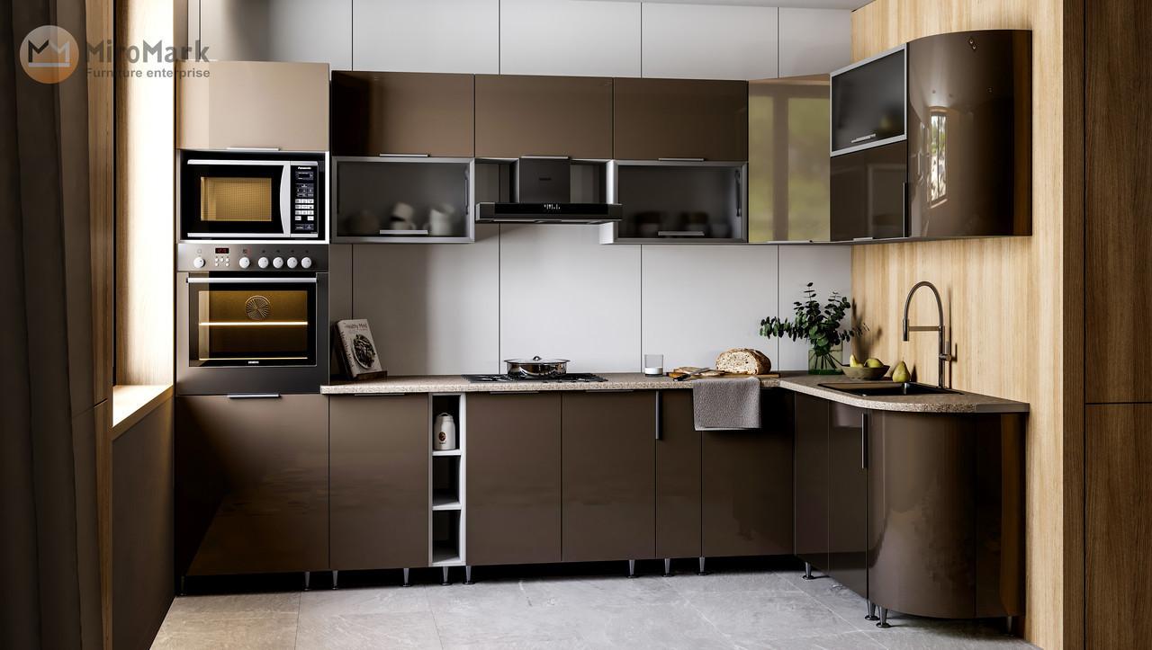 Модульная кухня Orlando Земля мат МироМарк