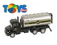 Металлический инерционный грузовик «Бензовоз», CF16-W2
