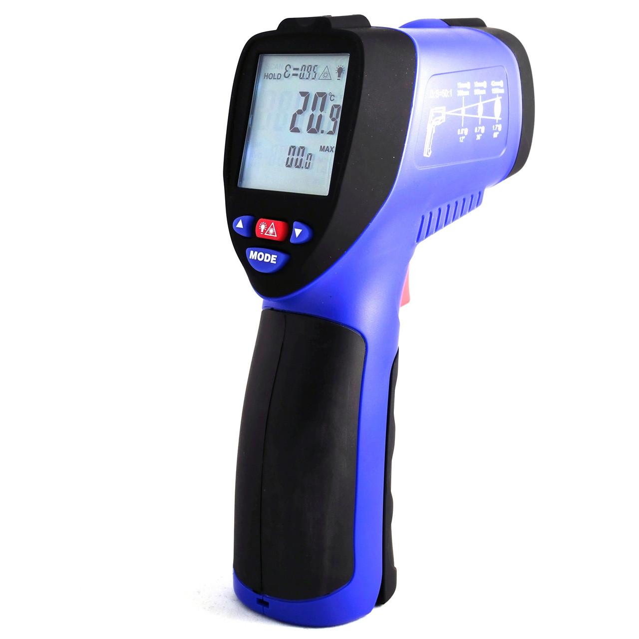 IR-862U Професійний пірометр з підключенням до ПК