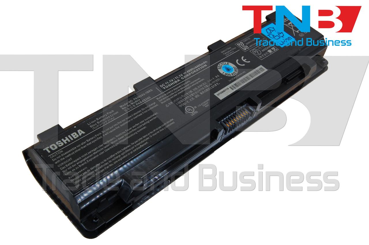 Батарея TOSHIBA PABAS263 PABAS271 4400mAh ориг