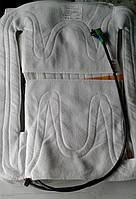 Подогрев сидений универсальный ( вшивной в сиденье) на 2 сиденья без кнопок и проводки