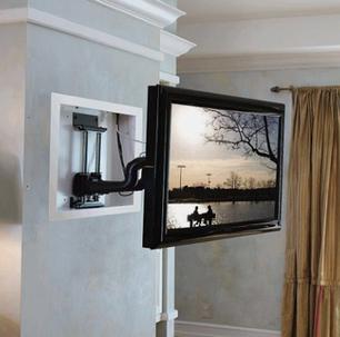 Кроштейны настенные для мониторов LCD,TFT,LED