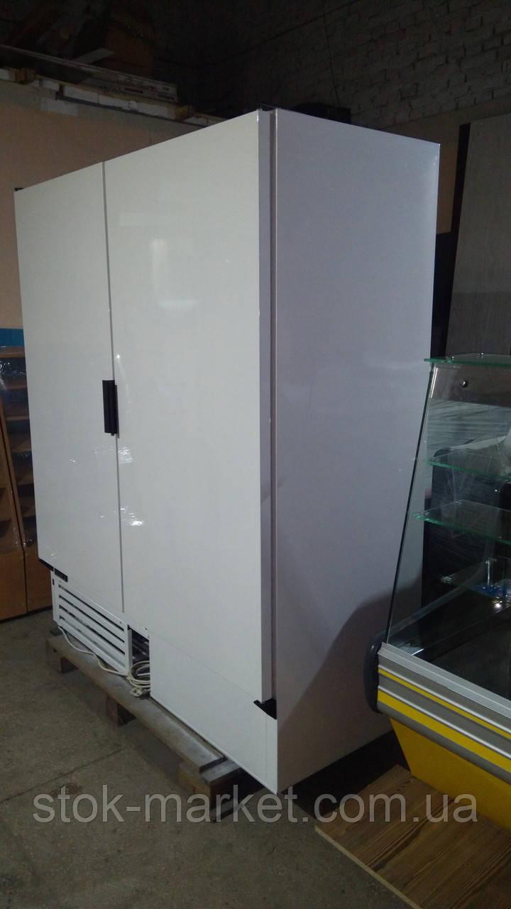 Холодильный шкаф глухой COLD-S 1400 л. бу. Холодильник  промышленный б/у., фото 1