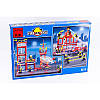"""Конструктор """"Пожарная охрана"""" Brick 911 980 деталей, фото 3"""