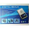 Ювелирные карманные весы Digital Scale 0.01-200г, фото 2