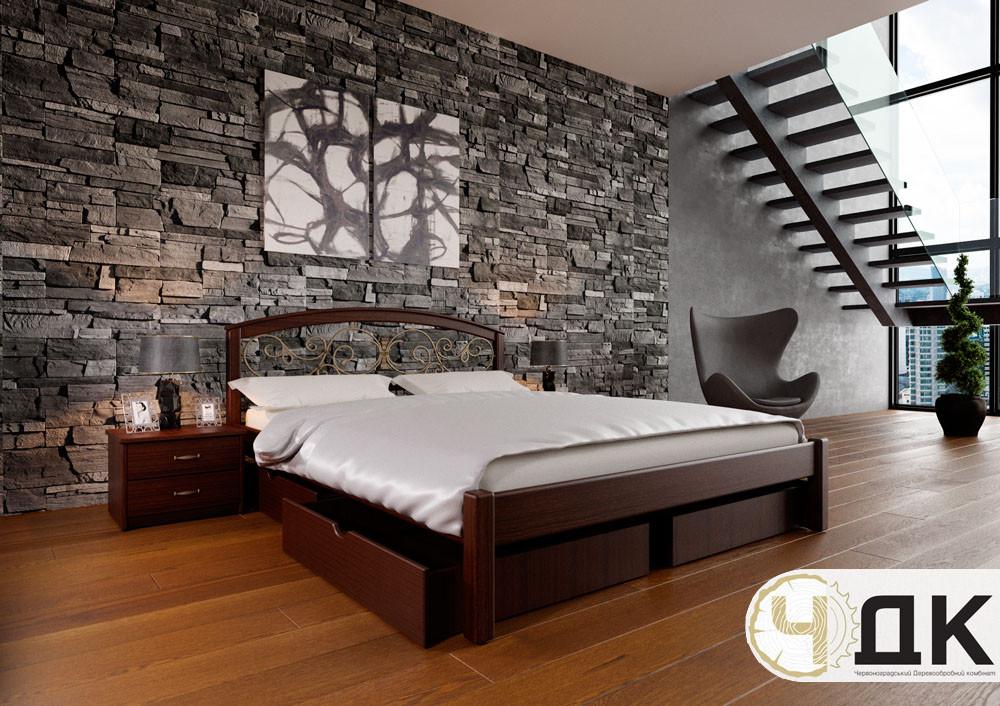 Современная кровать Британия Ковка ( все размеры )