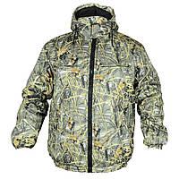 Мужская зимняя куртка с капюшоном Пилот Камыш 54