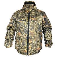 Мужская зимняя куртка с капюшоном Пилот Дубок 50