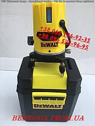 Лазерный уровень (Рівень) нивелир DeWalt DW077K