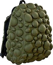 Школьный рюкзак MadPax Bubble Half KZ24483675 16л, зеленый