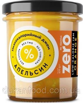 Низкокалорийный ДЖЕМ  АПЕЛЬСИН Mr. Djemius Zero
