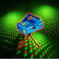 Лазер  Mini1 ( Эффект лазерного салюта/звездная пыль/мухи )