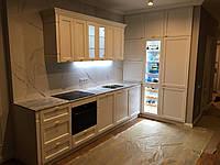 Кухня дерев'яна (ясен), фото 1