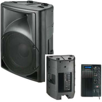 Активная акустическая система PP0108A 90/180w(max)