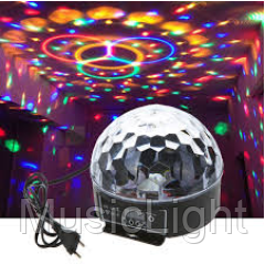 Динамический LED прибор Big Light BM046E4